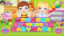 Bebé a Aprender los Colores los Números de Puzzles con Loco Gemelos Bebé de la Casa de juegos de Diversión para los Niños Niño
