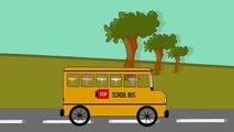 Колеса на автобус пойти кругом песни чупа-чупс английский | потешки для малышей