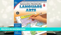 PDF Language Arts, Grade 5 (Interactive Notebooks) For Kindle