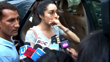 Shraddha Kapoor BANNED From Using Her Mobile  On The Sets Of Haseena