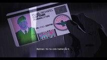 Batman: Arkham Origins Blackgate cinematográfico español [Parte 2/3]