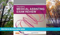 Best Ebook  Saunders Medical Assisting Exam Review, 4e  For Trial