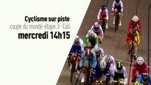 Cyclisme sur piste - Coupe du monde : Etape 3 de Cali Bande annonce