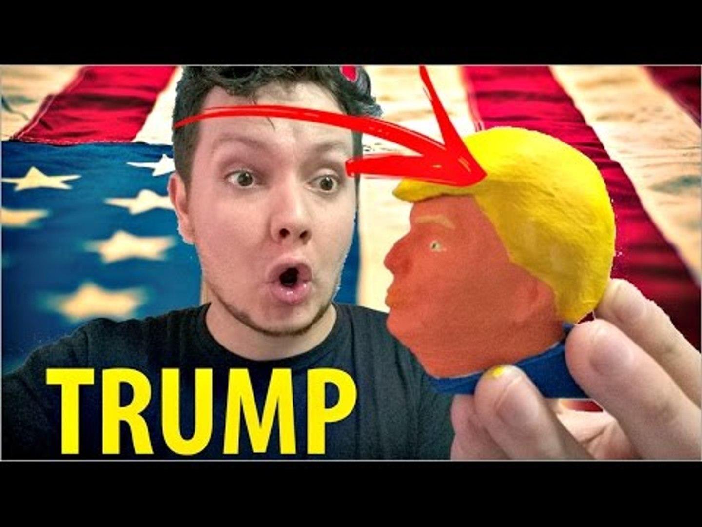 Imprimi o Donald Trump - Print Trump