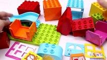 Building Blocks Toys for Children Lego Playhouse Kids Day Creative Fun-sjj24hc