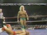 Starrcade 1988 Ric flair vs Lex Luger for nwa world heavyweight championship