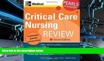 Popular Book  Critical Care Nursing Review: Pearls of Wisdom, Second Edition  For Online