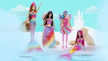 Mattel → Barbie Dreamtopia → Barbie Sereia el Cores → DHC40 → TV Toys