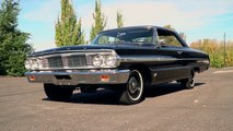 Muscle Car Of The Week Video #51: 1965 Ford Galaxie 500 R