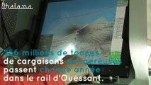 Les vols Polmar : à la recherche des pollueurs des mers - Survols au dessus du Rail d'Ouessant