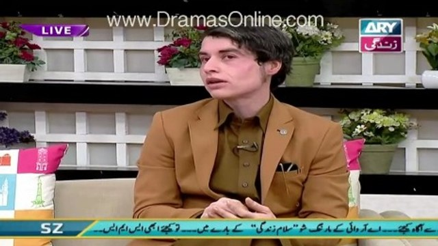 Nasir Khanjan first time telling the reason about Police