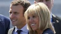 Le portrait inattendu de la femme d'Emmanuel Macron