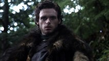 Découverte des louveteaux dans Game of Thrones