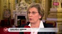 Marie-Noëlle Lienemann ne comprend pas « l'attitude de Jean-Luc Mélenchon »
