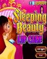 Chapstick Challenge Frozen Elsa vs Sleeping Beauty Aurora Lip Balm. DisneyToysFan.