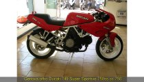 DUCATI  749  Super Sportive cc 750