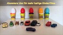 Farben und Zahlen 1 bis 10 lernen für Kinder & Kleinkinder Deutsch - Lernvideos für Kinder