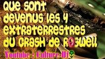 SECRETS ET RÉALITÉS_QUE SONT DEVENUS LES 4 EXTRATERRESTRES DU CRASH DE ROSWELL