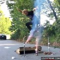 LOLextreme - This Skateboarder shows that skateboarding is an art