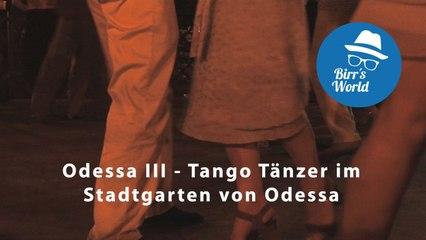 Odessa III - Tango Tänzer im Stadtgarten