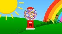 Aprender los Colores con los Juguetes para los Niños, los Bebés y Niños pequeños a los Niños a Aprender los Colores
