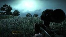 Operation Flashpoint  Dragon Rising  Walkthrough on Hardcore - Mission 2 - Blinding the Dragon