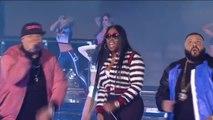 DJ KHALED (ft Fat Joe & Remy Ma) - Concert  All-Star Saturday Entertainment Series 18/02/2017(HD).