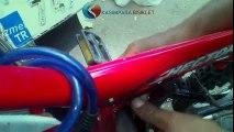 Bisiklete Basık Modifiye Nasıl Yapılır *izmet bisiklet* | www.kasimpasabisiklet.com