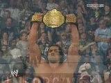 WWE Unforgiven 2007 - Batista vs. Rey Mysterio vs. Great Kha