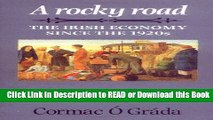Best PDF Rocky Road: The Irish Economy Since the 1920s (Insights from Economic History) Online PDF