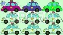 Los colores para que los Niños Aprendan con los Vehículos de Calle de Colores para que los Niños Aprendan de Aprendizaje V