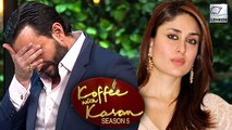 Saif Ali Khan CHEATED On Kareena? | Koffee With Karan Season 5