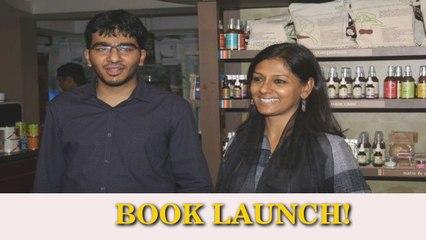 Nandita Das At The First Storyteller Book Launch!