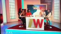 Danny Miller on loose women 2017 #robron