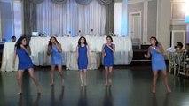 Girls Dance Performance at Sweet Sixteen Birthday Party GTA 十六歲生日舞蹈派对