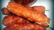 CP চিকেন সসেজ __ CP Style Chicken Sausage Recipe Bangla __ CP recipe Bangla