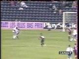 02.10.1997 - 1997-1998 UEFA Cup Winners' Cup 1st Round 2nd Leg Kilmarnock FC 1-1 OGC Nice