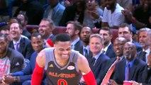 Les réactions les plus drôles du All-Star Game
