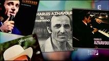 Charles Aznavour, paroles et musiques