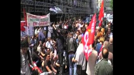 Non à la vente du ministère de la Culture et de la Communication (vidéo complète) Fleurette