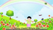 Mondays Child is Fair of Face - Nursery Rhymes Kids Videos Songs for Children & Baby by a