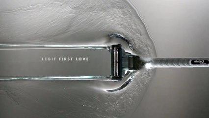 Legit First Shave Shouldn't Hurt #Legitfirst - Gillette Mach 3