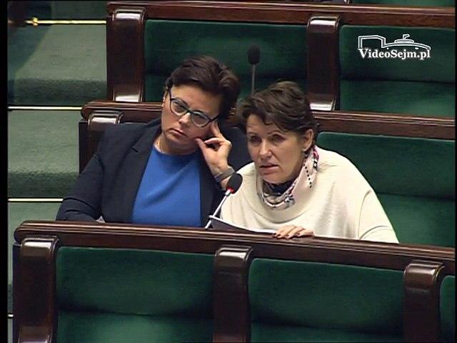 Poseł Dorota Rutkowska - Wystąpienie z dnia 09 lutego 2017 roku.