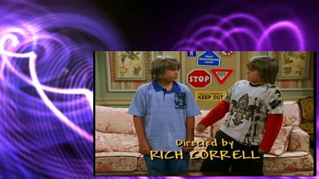 The Suite Life of Zack and Cody S03E20 Doin Time In Suite 2330