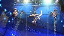 FOCUS/ Dans les coulisses du cirque Pinder