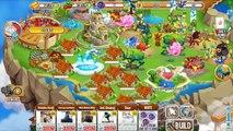 How to breed Gaia Dragon 100% Real! Dragon City Mobile! wbangcaHD! [Light Dragon]
