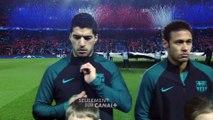 Champions League -  Bande annonce Barcelone-PSG
