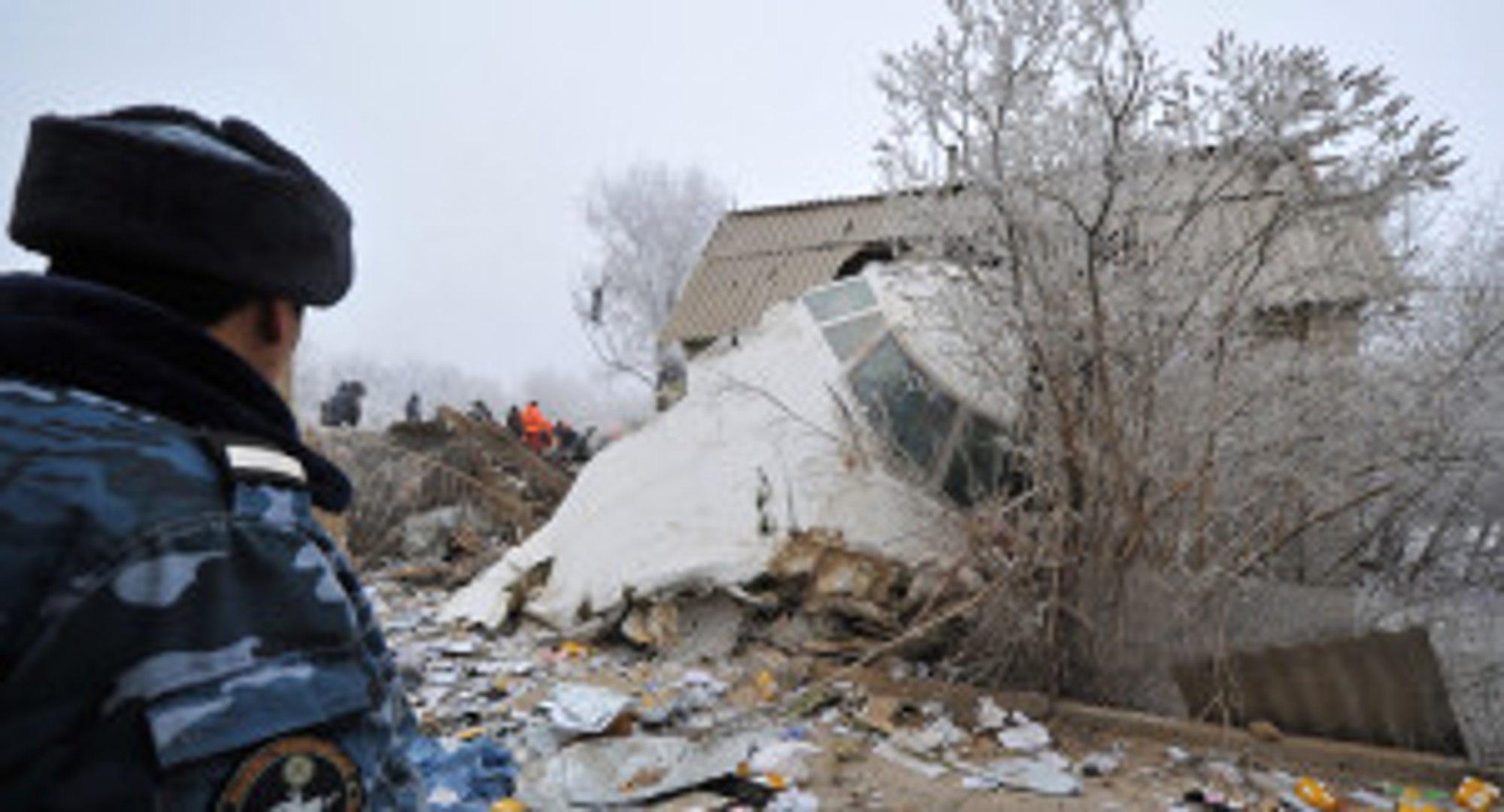 Türk Kargo Uçağının Pilotaj Hatası Yüzünden Düştüğü Tespit Edildi