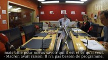 """""""Emmanuel Macron, un fils de Madelin et de Cohn-Bendit"""", dit Éric Zemmour"""