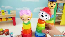 Learn Colours with Paw Patrol Surprises And Toys Learn Colors with Crayons Sorting Surpris